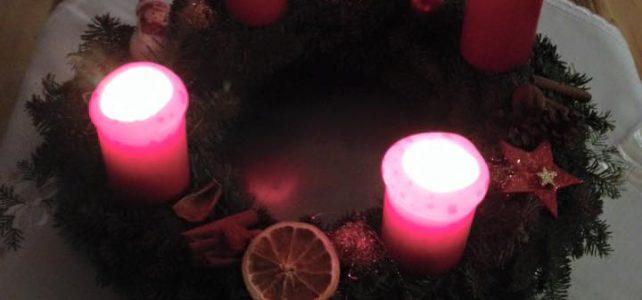 Advent, Advent, …