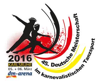 Auslosung Deutsche Meisterschaft